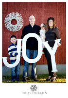 Murphy Family Christmas Session